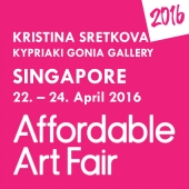 2016 • Affordable Art Fair SINGAPORE • 22.–24. April