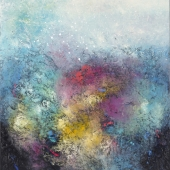 Adore, 130x97cm, oil on canvas, Kristina Sretkova, Cyprus 2014