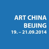 2014 • Art China, Beijing • 19. – 21. September