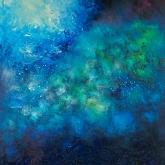 deep-light-146x114cm-oil-on-canvas-kristina-sretkova-cyprus-2013