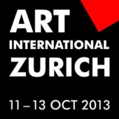 2013 • Art International Zurich 10. - 13. October