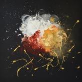 empire-strenght-100x100cm-oil-on-canvas-kristina-sretkova-2013-berlin