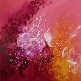 forest-of-love-100x100cm-oil-on-canvas-kristina-sretkova-berlin-2012