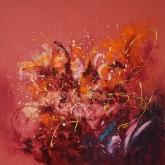 love-me-90x90cm-oil-on-canvas-kristina-sretkova-2013-berlin