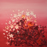 sensual-flowers-ii90x90cm-oil-on-canvas-kristina-sretkova-2013-berlin