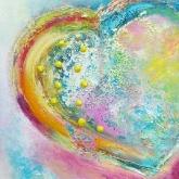 happy-heart-30x24cm-mixed-media-and-oil-on-canvas-kristina-sretkova-cyprus-2014