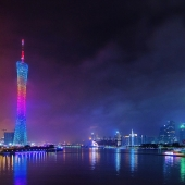 Guangzhou-China-Time-Lapse