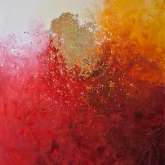 passion-ii-140x120cm-mixed-media-and-oil-on-canvas-kristina-sretkoav-sofia-2012