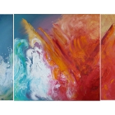crescendo-100x300cm-oil-on-canvas-kristina-sretkova-2011-cyprus
