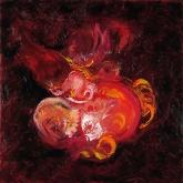 bullfight-100x100cm-oil-on-canvas-2011