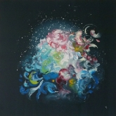 holy-lights-90x90cm-oil-on-canvas-kristina-sretkova-berlin-2013