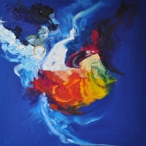 fire-in-the-water-100x100cm_600