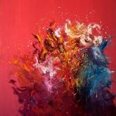 orgasm-140x120cm-oil-on-canvas-kristina-sretkova-sofia-2012