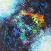 angels-are-coming-90x90cm-oil-on-canvas-kristia-sretkova-sofia-2014