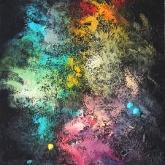 fairy-light-46x27cm-mixed-media-and-oil-on-canvas-kristina-sretkova-sofia-2014