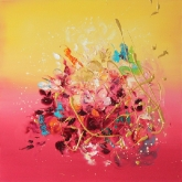 kingdom-90x90cm-oil-on-canvas-kristina-sretkova-sofia-2014