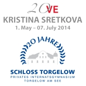 2014 • Solo exhibition at Schloss Torgelow, Germany • 1. May - 7. July