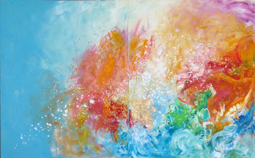 happy-100x160cm-oil-on-canvas-kristina-sretkova-berlin-2012