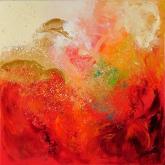 loveful-91x91cm-oil-on-canvas-kristina-sretkova-2012-cyprus