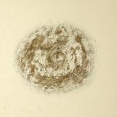 ammos-circle-80x80cm-oil-and-sand-on-canvas-kristina-sretkova-2011-berlin_