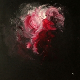 feeling-100x100cm-oil-on-canvas-kristina-sretkova-2011-berlin_