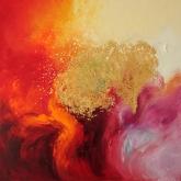 sensualize-100x100cm-mixed-media-and-oil-on-canvas-kristina-sretkova-2012-berlin_