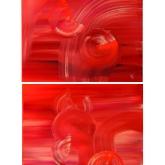 vivid-love-iii-together-40x80-oil-on-canvas-kristina-sretkova-berlin-2011