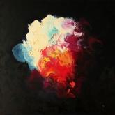 memouries-90x90cm-oil-on-canvas-kristina-sretkova-2011-sofia