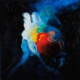 my-heart-100x100cm-oil-on-canvas-2010-kristina-sretkova