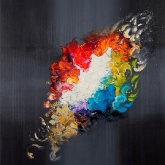 epiphany-ii-151x117cm-oil-on-canvas-kristina-sretkova-cyprus-2013