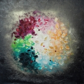magic-circle-v-80x80cm-oil-on-canvas-kristina-sretkova-berlin-2013